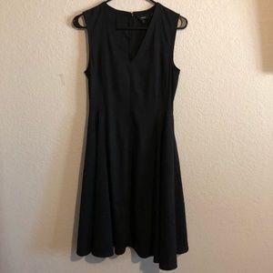 Theory Black Dress Size 4